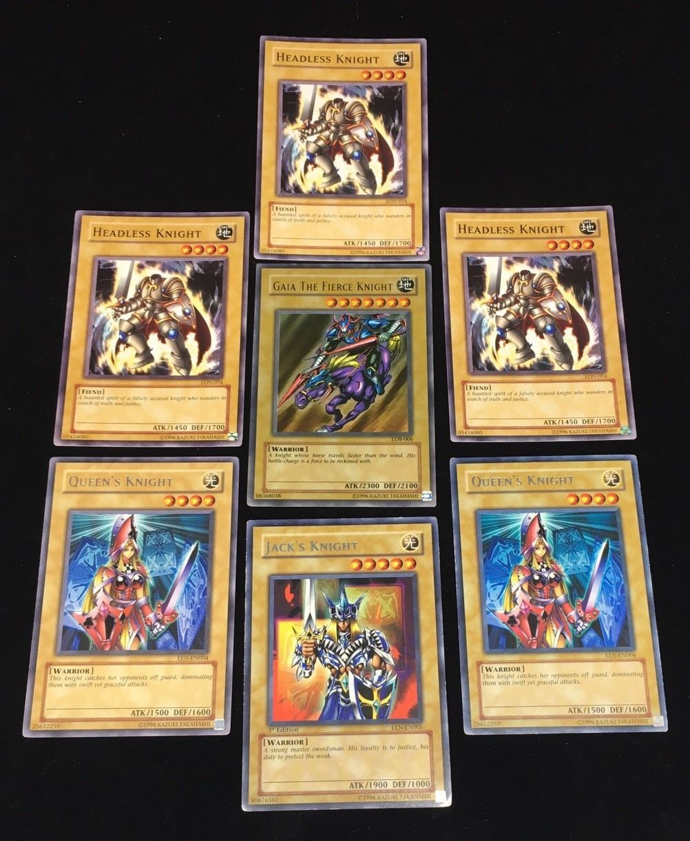 Lot Of 7 Yu Gi Oh Cards Normal Monsters And 11 Similar Items