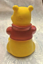 "4"" Disney Winnie the Pooh Squeak Toy with Honey Pot image 5"
