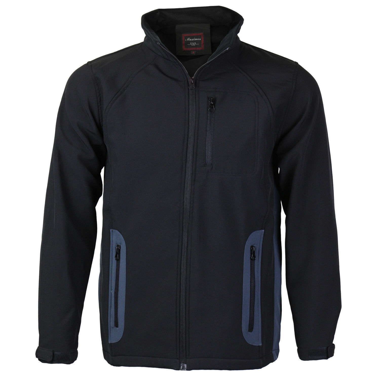 New Maximos Men's Lightweight Athletic Water Resistant Windbreaker Jacket SHAMU