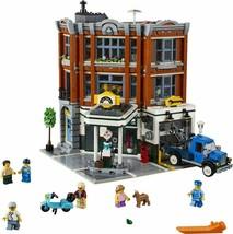 LEGO Creator Expert Officina Della Angolo Costruire Edificio Veicoli E F... - $507.36