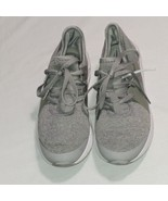 Avia Women's Gray Athletic Shoe - Caged Mesh Size 8.5 - $9.90