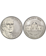 2018 Reverse Proof Jefferson Nickel CP1180 - $7.95