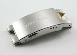 Tag Heuer Aquaracer 18MM Clasp Two Tone FAB017 BB0834 CAP2120 New Auth - $118.61