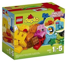 Lego (Lego) Duplo Duplo Idea Box Of (R) 10853 - $66.81