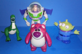 Toy Story Disney  Buzz Lightyear Lots O Bear Action Figures Toy Lot - $8.99