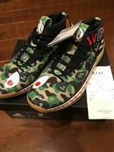 Bape X Adidas Dame4 Damian Lillard Talla 9 Hombre Muy Raro - $519.18