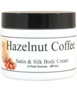 Hazelnut Coffee Satin and Silk Cream - $10.66+