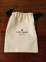 Kate Spade Jewelry Protective Gift Drawstring Pouch (NEW) - $4.90