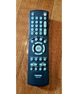 Toshiba TSR-101R Remote Control - Tested and In Full Working Order - $4.99