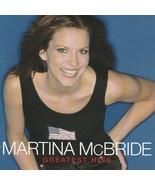 Martina McBride Greatest Hits CD - $5.99