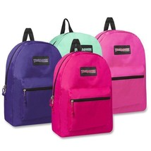 """Trailmaker Classic 17"""" Backpack Assorted Colors Girls and Boys New With ... - $9.99"""