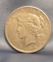 1925 90% Silver Peace Dollar 11201802 - $24.00