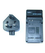 Wall Plug Battery charger For Nikon EN-EL12 ENEL12 with build-in UK wall... - $11.31