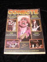 Conecte #396 Twisted Sister Randy Rhode The Who Yes Van Halen and more - $14.99
