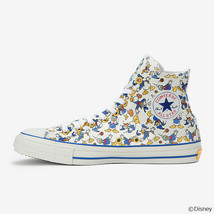 CONVERSE x DISNEY ALL STAR 100 DONALD DUCK PT HI Chuck Taylor Japan Excl... - $190.00