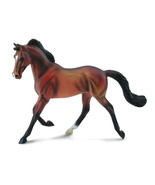 <><  Breyer CollectA 88477 Thoroughbred mare horse  bay well made - $9.65