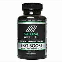 Natural Testosterone Booster For Men (90 Pills) | Increase Strength, Sta... - $40.91