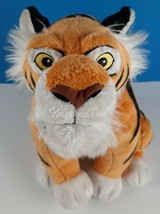 "Disney Store RAJA Tiger Plush Aladdin Movie Jasmine Pet Stuffed Animal 14"" - $24.27"
