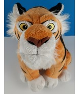 "Disney Store RAJA Tiger Plush Aladdin Movie Jasmine Pet Stuffed Animal 14"" - $24.27"