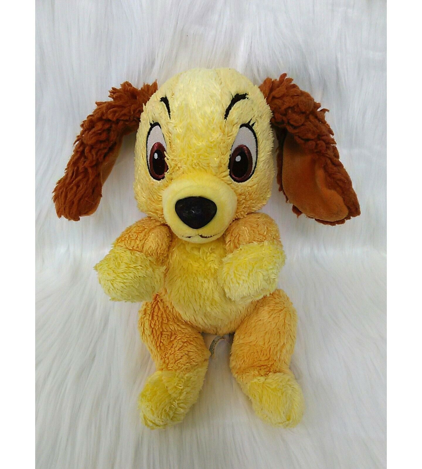 Primary image for Disney Babies Lady & The Tramp Puppy Dog Lovey Plush Toy B211