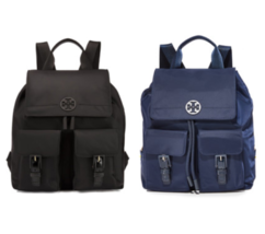 TORY BURCH Quinn Backpack for Woman with Free Gift - £168.97 GBP