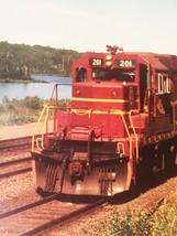 1989 Duluth Missabe & Iron Range Railways Train Wall Calendar image 7