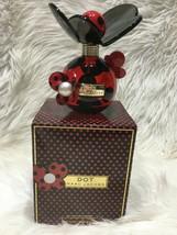 Marc Jacobs Dot Eau De Parfum 3.4 Oz Rare Discontinued Flawed Box B44 - $100.03