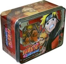 Bandai Shippuden Card Game Unbound Power Naruto Uzumaki Collector Tin - $41.93