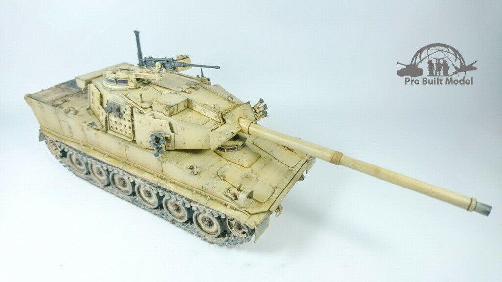 M8 Armored Gun System 1:35 Pro Built Model image 8