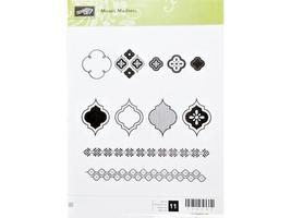Stampin' Up! Mosaic Madness Rubber Cling Stamp Set #130249 - $13.99