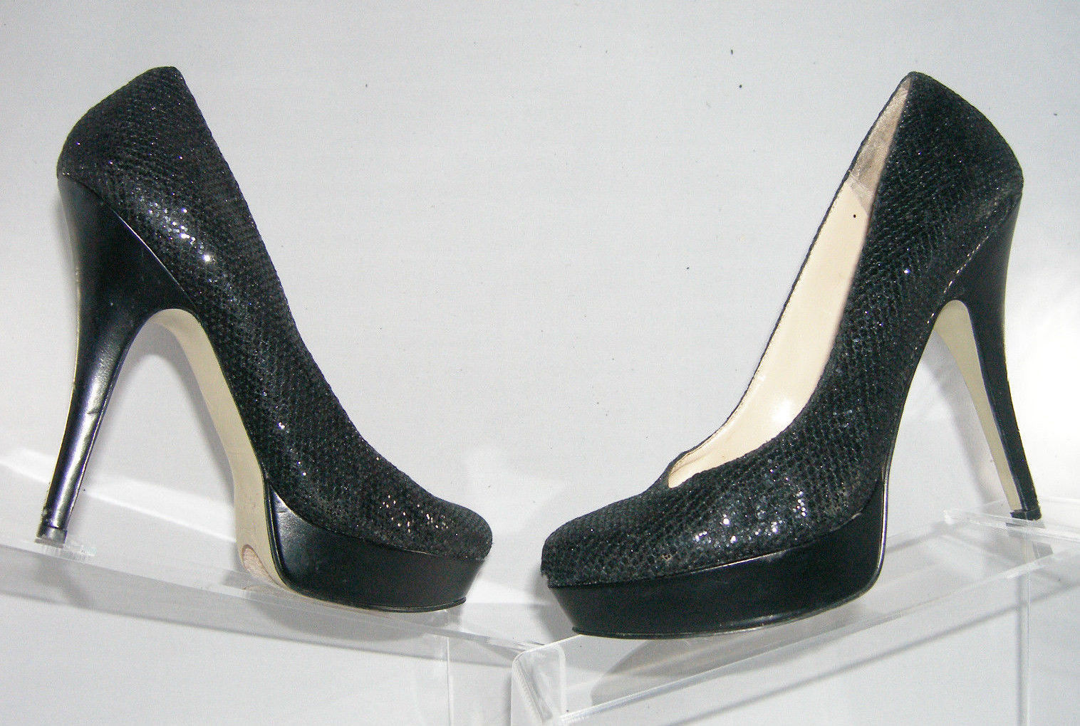 dccc1d327292 Enzo Angiolini Smiles sparkle black evening and 22 similar items. S l1600