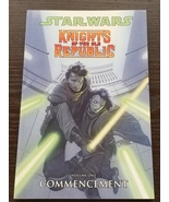 Star Wars Knights of the Old Republic Vol 1 Softcover Graphic Novel - $10.00