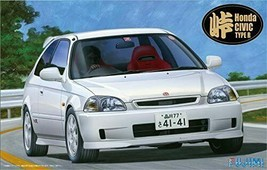 Fujimi model 1/24 Pass series No.11 Civic Type R EK9 Late model - $124.45