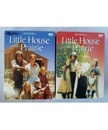 Little House On The Prairie Seasons 1 & 2 DVD Video Collector's Edition ... - $13.68
