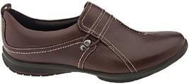 Clarks Wave Skip Women's Shoe (Brown Leather)- NIB - $64.95