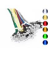 120PCS 6 Color (20PCS X 6 Colors) Ultra Bright 12v Pre Wired (G:/Multi-c... - $14.99