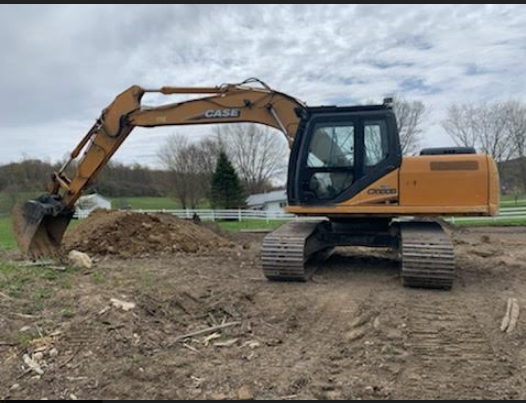 2012 Case Excavator 185C FOR SALE IN Klymer, NY 14724
