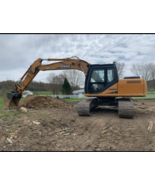 2012 Case Excavator 185C FOR SALE IN Klymer, NY 14724 - $50,000.00