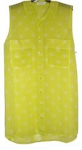 EQUIPMENT Sleveless Signature Shirt Blouse Mult Sz $208.00 - $79.99