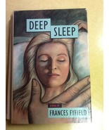 Deep Sleep Fyfield USED Hardcover Book - $9.89