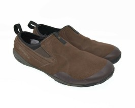 Merrell Slant Glove Bracken Men's Sz 12 EU 46.5 Brown Vibram Sole Sports... - $42.99