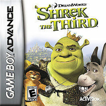 Shrek the Third (Nintentdo / Game Boy Advance) BRAND NEW! - $4.94