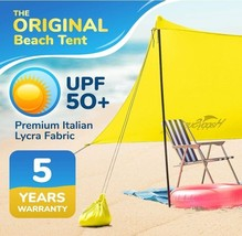 Lightweight Beach Tent UV Sun Protection Portable Family Canopy Shade Sh... - $89.90+