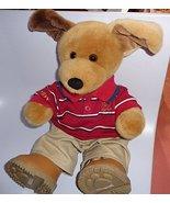 Build a Bear Brown Sugar Puppy Dog Plush by Build A Bear - $39.99