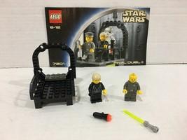 Lego 7201 Star Wars Final Duel II FREE Shipping! - $14.84