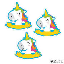 Unicorn Bulletin Board Cutouts - $5.86