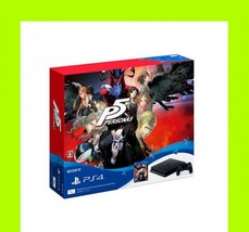 PS4 console Persona5 Starter Limited Pack Jet black 1TB Sony PlayStation4 - $713.55