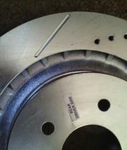 Disc Brake Rotor-Evolution Coated Rotor Rear POWER STOP JBR134XL image 2