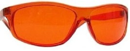 NEW Color Therapy ORANGE Confidence Pro Chakra Glasses  - $21.95