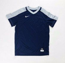 Nike Stock Vapor Game Top Youth Boy's M L XL Baseball Jersey Navy Blue 7... - $10.88+